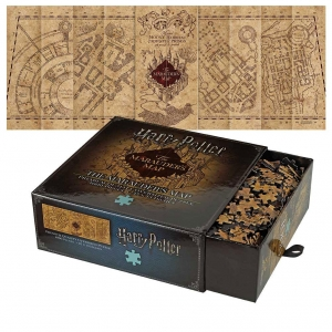Harry Potter Puzzle 100 el. The Marauder's Map