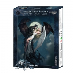 Angel and the Reaper - puzzle 1000 el. James Ryman