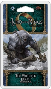 Lord of the Rings LCG The Withered Heath